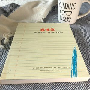 """642 Things to Write About"", San Francisco Writers"